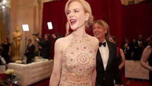 Nicole Kidman und Keith Urban backstage bei der Oscarverleihung 2017