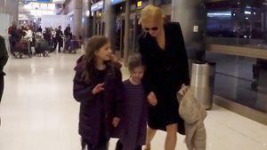 Nicole Kidman zeigt ihre süßen Töchter