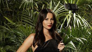 Nicole Mieth im Dschungelcamp 2017