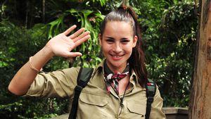 Nicole Mieth nach ihrem Dschungelcamp-Exit