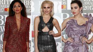 Nicole Scherzinger, Pixie Lott und Charli XCX bei den BRIT Awards 2017