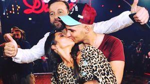 "Niels ruf mit Sarah und Pietro Lombardi 2016 bei ""Let's Dance"""