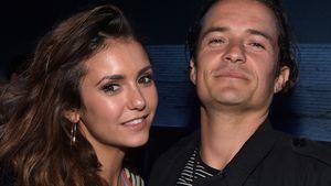 Nina Dobrev und Orlando Bloom auf der Comic-Con 2016