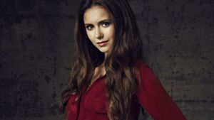 """Nina Dobrev als Elena in """"Vampire Diaries"""""""