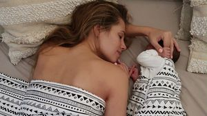So lange hat Nina Noel versucht, endlich ein Baby zu kriegen