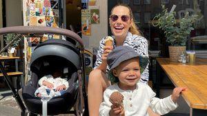 Playdate abgebrochen: Nina Noel mit zwei Kids überfordert