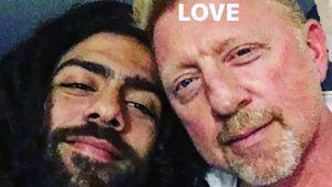 Cooles Vater-Sohn-Team: Boris & Noah haben Männerabend!