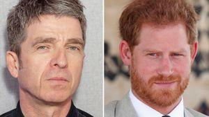 """Verdammtes Ar***loch"": Noel Gallagher gegen Prinz Harry"