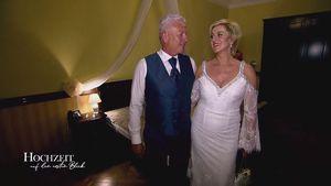 """Darum musste """"Hochzeit auf den ersten Blick""""-Paar in Klinik"""