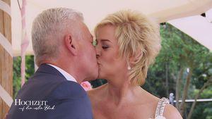 """""""Hochzeit auf ersten Blick""""-Wiebke: Kuss kam überraschend"""