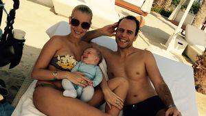 Grüße aus Dubai! DSDS-Oksanas süßes Familienbild