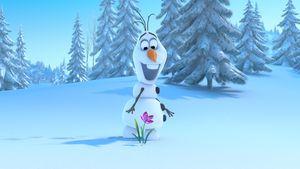 """""""Frozen""""-Szene"""