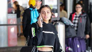 Herrlich normal: Model Olivia Culpo ungeschminkt in Jogger
