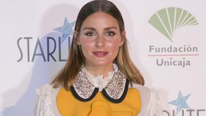 Fashion Week: Olivia Palermo trendy in London