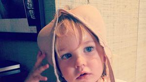 Was für ein Wilder: Olivia Wildes Sohn steht schon auf BHs