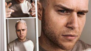 Nach Beziehungs-Outing: Olly Murs hat jetzt blonde Haare