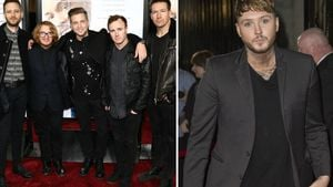 One Republic und James Arthur