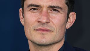 "Orlando Bloom bei der ""Fluch der Karibik""-Premiere in Hollywood"