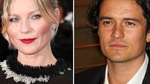 Orlando Bloom: Eifersüchtig auf Kirsten Dunst?
