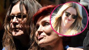 Ozzy Osbourne, Sharon Osbourne und Michelle Pugh