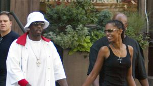 Rührend: P. Diddy verschob für Kim Porter seinen Geburtstag