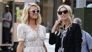 Purer Luxus: Paris und Nicky Hilton auf Shoppingtour in NYC!
