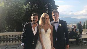 Große Ehre: DSDS-Star singt bei Alena Fritz' Hochzeit