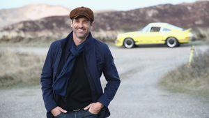 Hollywood auf Sylt: Patrick Dempsey brettert durch die Dünen