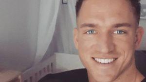 "BTN-Star Patrick Fabian: Baby Lilly hat ""wundes Popöchen"""