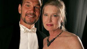 Dunkles Geheimnis: Patrick Swayze zu seiner Ehe gezwungen?