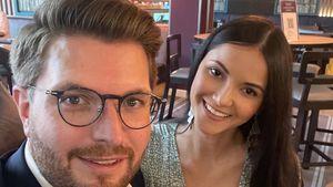 Ex-Bachelor-Girl Kattia Vides hat ihren Politiker geheiratet