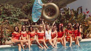 Anna Marias BFF Patrizia Palme feiert ihren JGA auf Ibiza!
