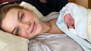 Erstes Bild mit Tochter: Patrizia Palme verrät den Babynamen