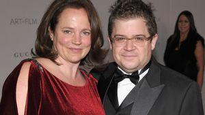 Patton Oswalt und Michelle McNamara