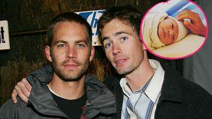 Rührender Baby-Name: Paul Walkers Bruder ist Papa geworden!