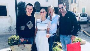 Jenny Elvers stolz: Sohn Paul hat jetzt seinen Führerschein