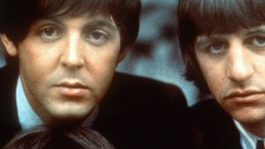 Paul McCartney & Ringo Starr: Beatles-Reunion?