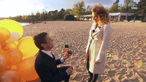 Nach dem Baby das Jawort? Peer macht Janni Heiratsantrag