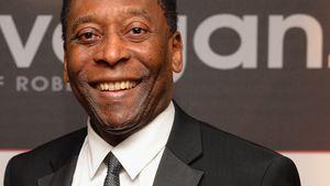 Mit 73: Fußball-Ikone Pelé will noch mal heiraten