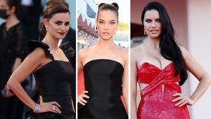 Filmfestival in Venedig: Ein Star glamouröser als der andere