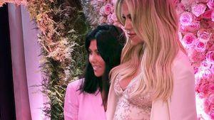 """""""Mom-Mentoren"""": Khloe Kardashian dankt ihren Schwestern!"""