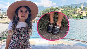 Penelope Disick (6) geht mit 400-Dollar-Schuhen zur Schule