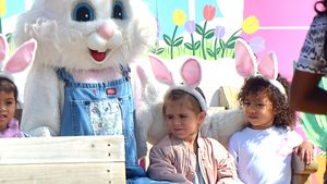 Ostern bei Promi-Kids: Penelope & North gegen den Osterhasen