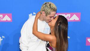 Auch das: Ariana Grande & Pete Davidson wohnen nun zusammen