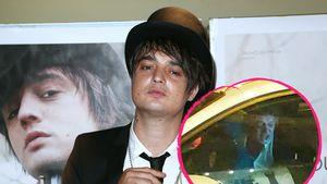 Drogen-Skandal: Hier tobt Pete Doherty durchs Polizeiauto