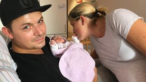 """Überraschung: Das 1. """"Hochzeit auf den ersten Blick""""-Baby!"""