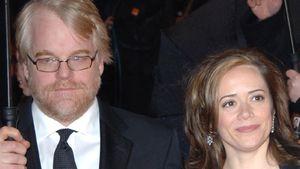 Mimi O'Donnell und Philip Seymour Hoffman