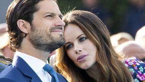 Schweden-Royals betroffen: Carl Philip & Sofia haben Corona