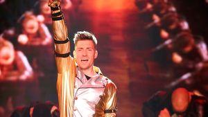 """Philipp Boy im """"Dance Dance Dance""""-Halbfinale"""