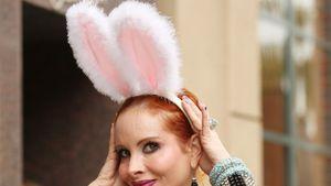 Phoebe Price sendet plüschige Ostergrüße